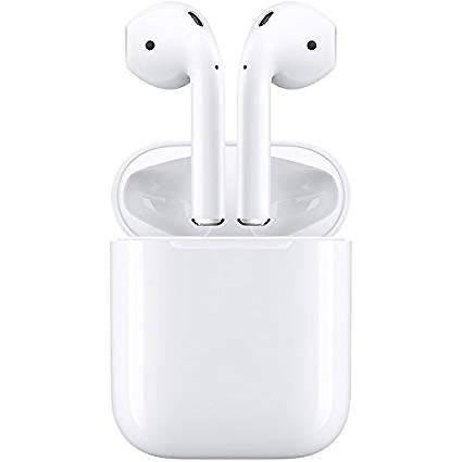 Apple AirPodsワイヤレスイヤホンの特徴