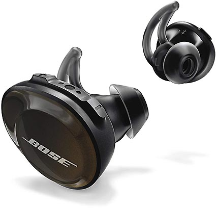 BOSEワイヤレスイヤホン SoundSport Free wireless headphonesの特徴