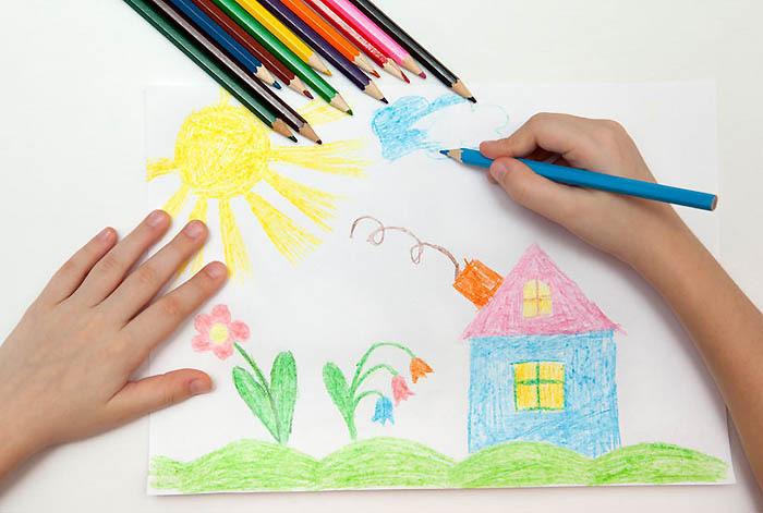 鉛筆画はリアルに描くもの?デフォルメ命?楽しめればなんだっていいんじゃん♪
