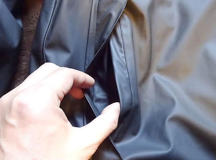 イージス プロ(AEGIS PRO):ポケット
