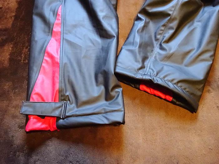 イージス プロ(AEGIS PRO):パンツの裾の長さ