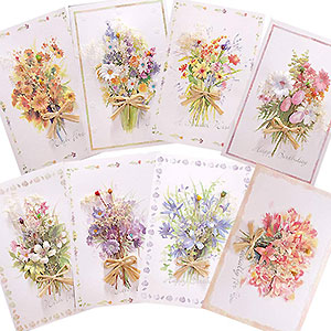 母の日のポストカード・グリーティングカード