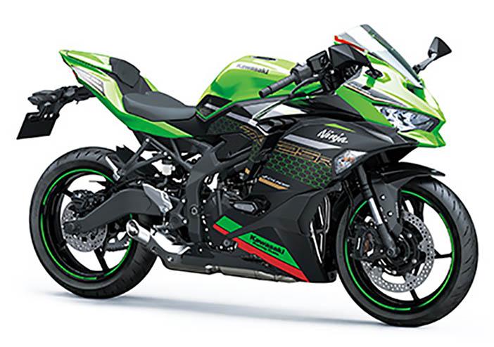 Ninja ZX-25Rが遂に登場! 250cc4気筒バイクにおじさんは飛びつくのか?