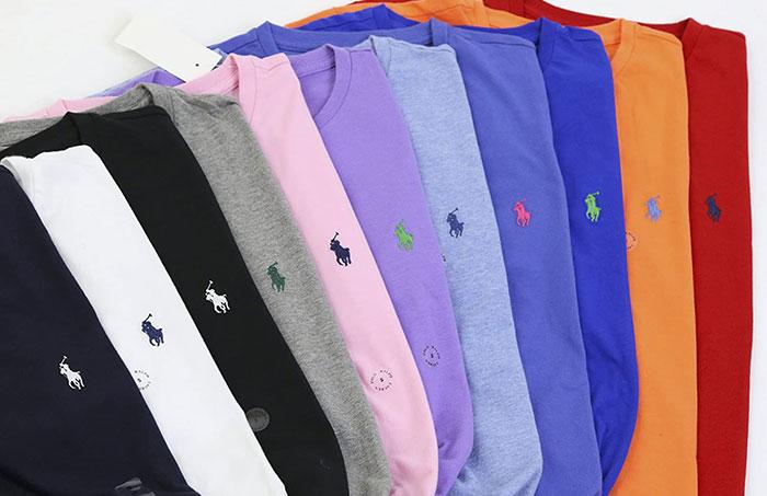 POLO Ralph Laure(ポロ ラルフローレン)Tシャツ