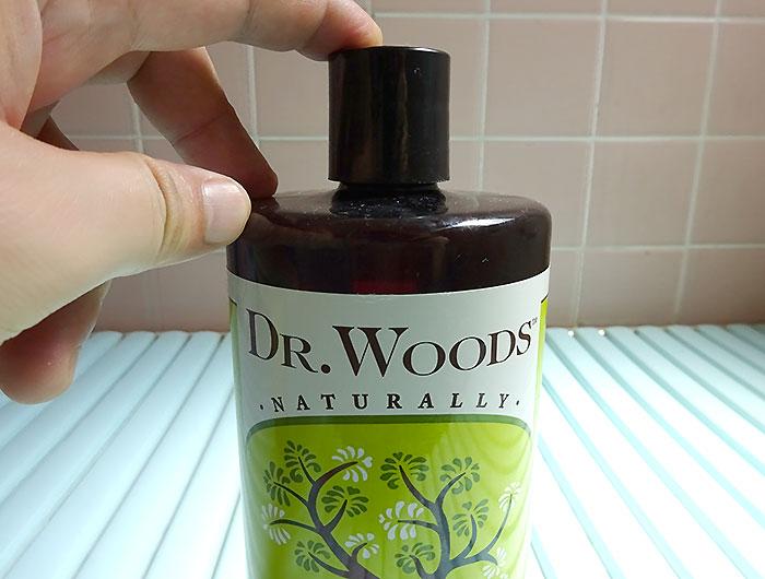 Dr.Woodsのティーツリーソープ:気になるところ